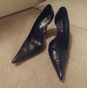 Aldo D'Orsay pointed toe pumps